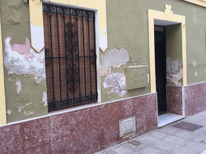 Tratamiento para las humedades de las paredes